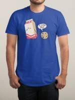 Cookie Loves Milk T-Shirt