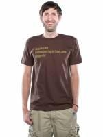 Haikus Are Easy, But Sometimes... T-Shirt