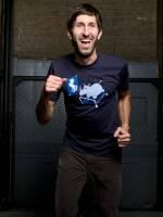 Runnin' Rhino T-Shirt