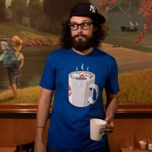 Something Strange, In Your Beverage...T-Shirt