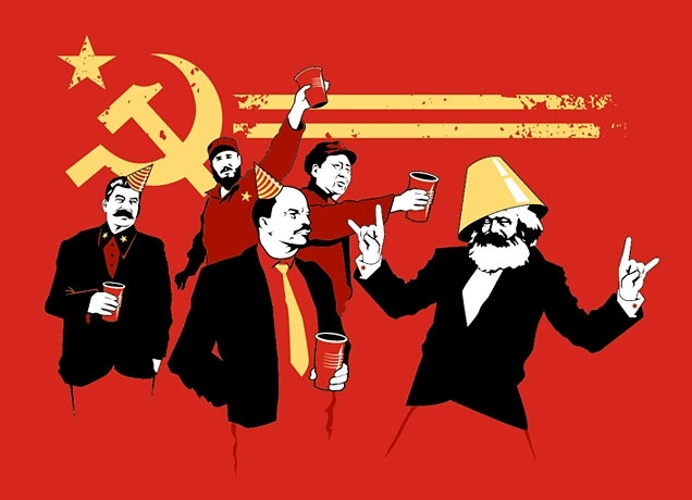 THE COMMUNIST PARTY