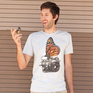 Nature Photography T-Shirt
