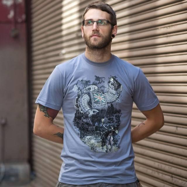 Twenty If by Giant Robot T-Shirt
