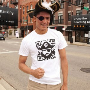 Arrrgmented Reality T-Shirt