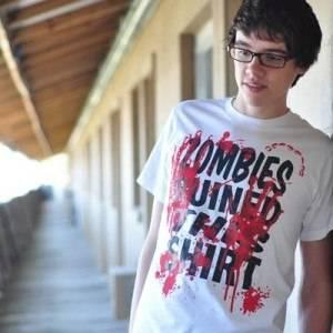 Zombies Ruined This Shirt T-Shirt