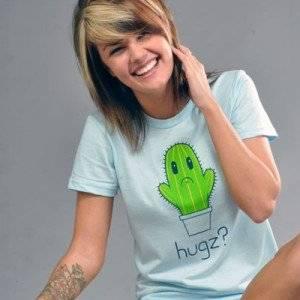 Hugz? Cactus T-Shirt
