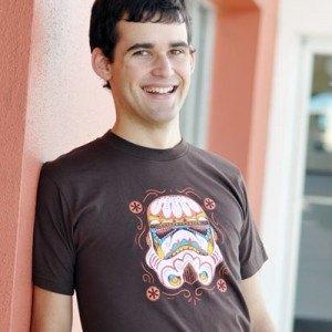 Sugar Skull Trooper T-Shirt