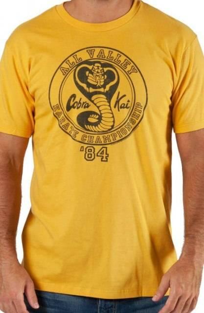 84 All Valley Karate Championship T-Shirt