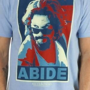 Abide Big Lebowski T-Shirt