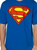 Classic Superman Symbol T-Shirt