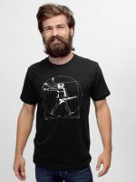 Da Vinci Rock Man T Shirt