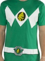 Green Ranger Costume T-Shirt