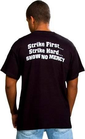 Karate Kid Cobra Kai T-Shirt back