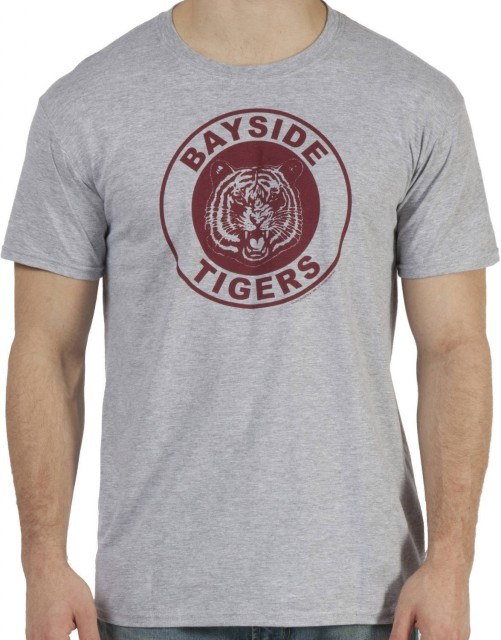 Tiger Face Saved By The Bell T-Shirt