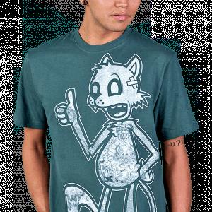 Modern Cartoon T-Shirt