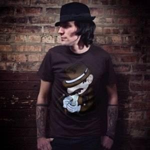 8-Bit Blues T-Shirt