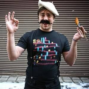 Arcade Expressionism T-Shirt