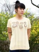 Dandy Lions Yellow T-Shirt