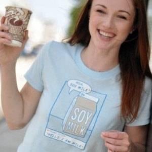 Hola, Soy Milk T-Shirt