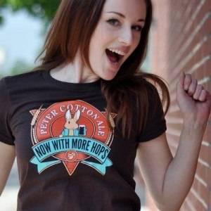 Peter Cotton Ale T-Shirt