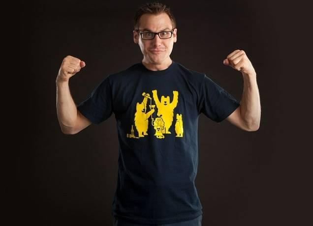 Goldilocks And The Three Beers T-Shirt