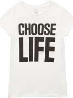 Ladies Choose Life T-Shirt