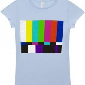 Ladies Test Pattern T-Shirt