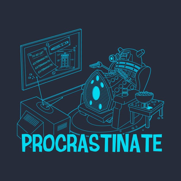 PROCRASTINATE BLUEPRINT