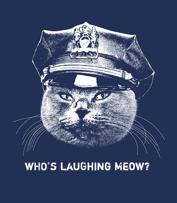 Who's Laughing Meow