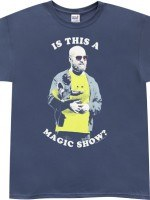 Magic Show Hangover 2 T-Shirt