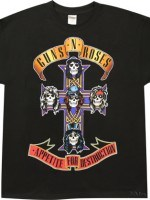 GNR Appetite For Destruction T-Shirt