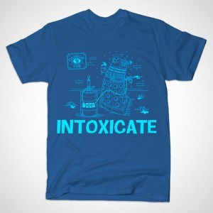 INTOXICATE BLUEPRINT