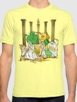 Et Tu, Crouton? (The Assassination of Caesar Dressing) T-Shirt