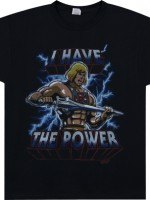 I Have the Power He-Man T-Shirt