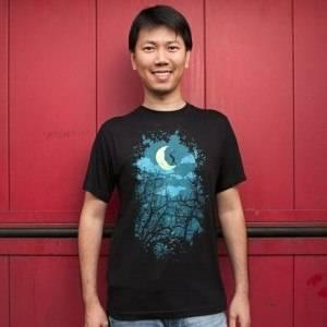 Midnight Worker T-Shirt