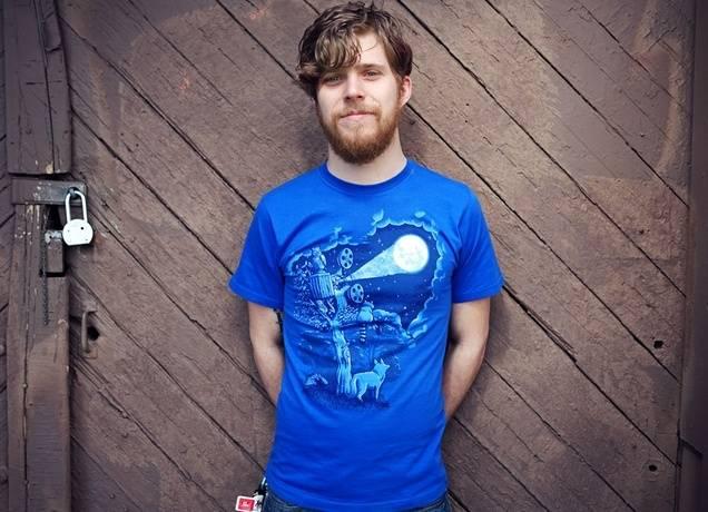 Night Sky Projector T-Shirt