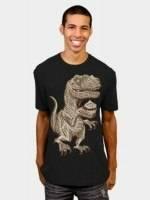 Velociraptors love cupcakes! T-Shirt