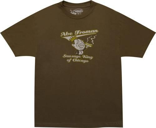 Abe Frohman Sausage King T-Shirt