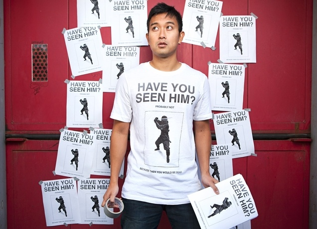 Have You Seen Him? T-Shirt