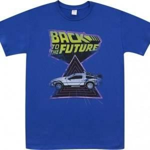 BTTF Delorean T-Shirt