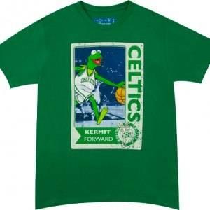 Boston Celtics Kermit T-Shirt