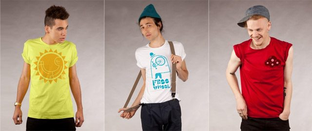 Dale Edwin Murray T-Shirts on Goodfibres