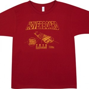 Hoverboard Back To The Future T-Shirt