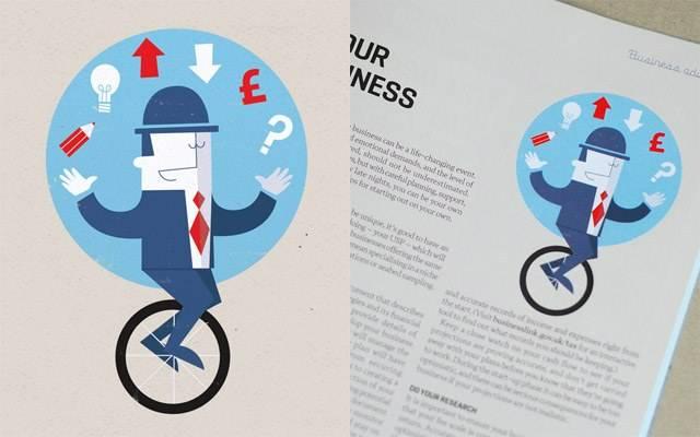 Artwork for Modus Magazine