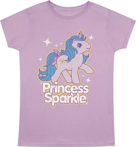 Purple Princess Sparkle My Little Pony T-Shirt
