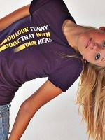 You Look Funny Doing That T-Shirt