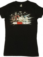 Big Bang Theory Baby T-Shirt