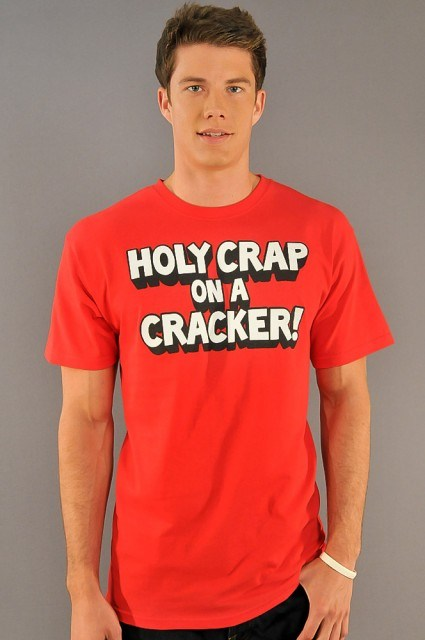 Big Bang Theory Cracker T-Shirt