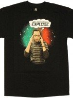 Big Bang Theory Explode T-Shirt