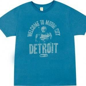 Detroit Robocop T-Shirt